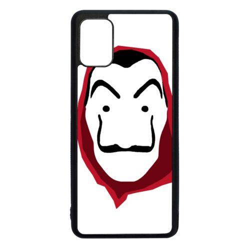 A nagy pénzrablás - Minimal Mask - Samsung Galaxy tok