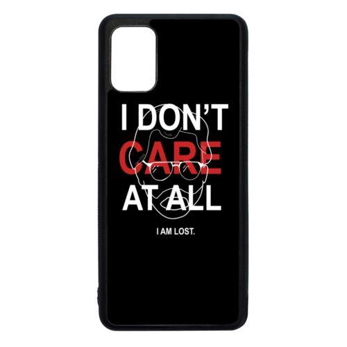 A nagy pénzrablás - I don't care - Samsung Galaxy tok