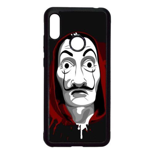 A nagy pénzrablás - Máscara de Dali - Xiaomi tok (többféle)