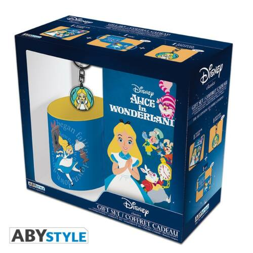 Disney - Alice Csodaországban ajándékcsomag