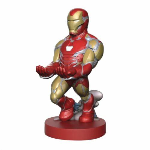 """Marvel """"Iron Man"""" telefon/kontroller töltő figura"""