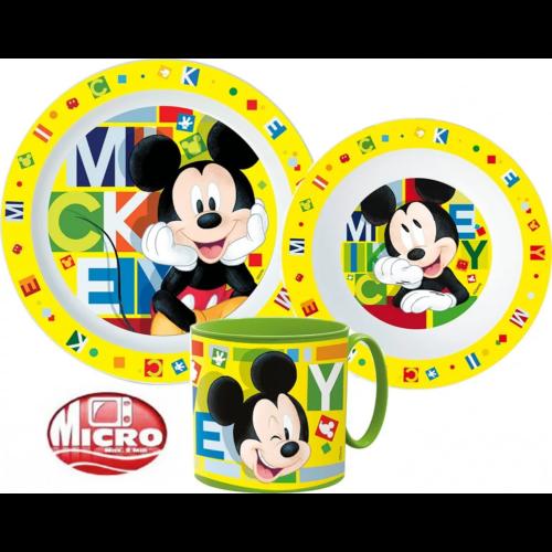 Disney Mickey étkészlet